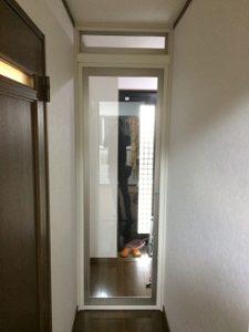 まどまどを廊下に