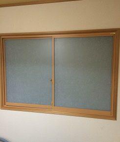 和室の和障子がついている窓に内窓をつける場合は