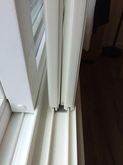 K型内窓プラスト