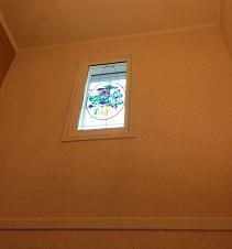 FIX窓にプラストサッシ+防音合わせガラス6+6の12ミリ