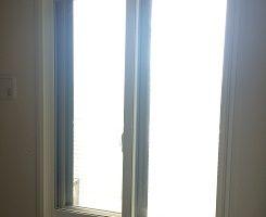 電車の騒音に内窓プラスト