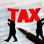 窓で所得税減税