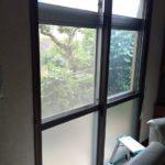 内窓の中桟