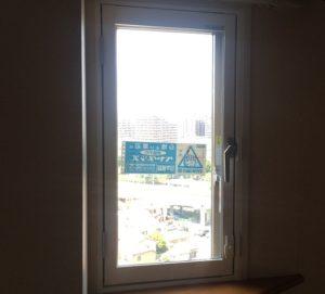 内窓の開き窓