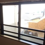 内窓設置前の窓
