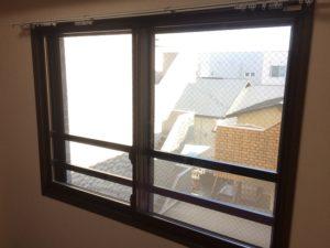 ふかし枠なしで内窓設置