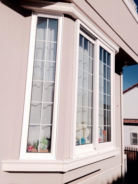 お部屋を広く見せる出窓に注意