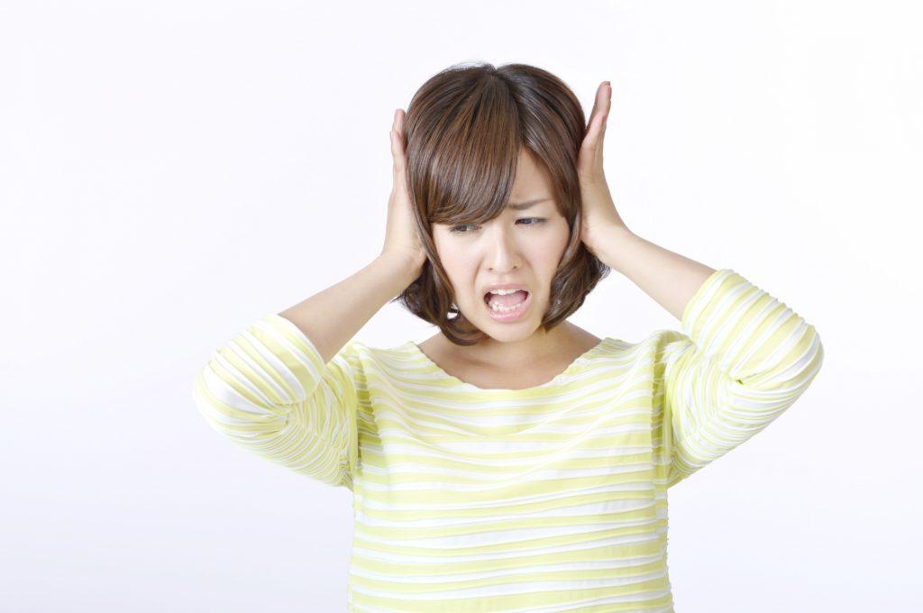 騒音レベルと環境の目安
