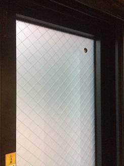 網入り真空ガラススペーシア不透明