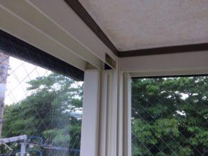 ふかし枠なしで内窓取付