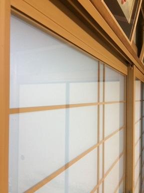 和紙風複層ガラス