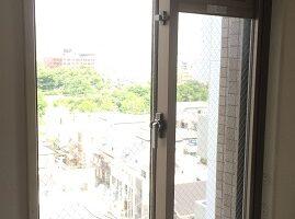 内窓プラスト増枠40㎜設置前