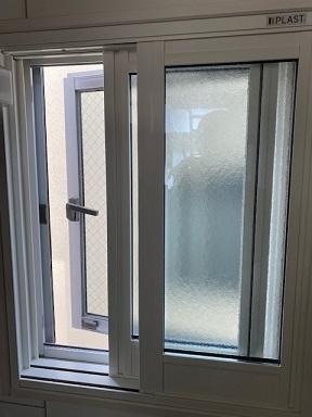 内窓(二重窓)の風通し