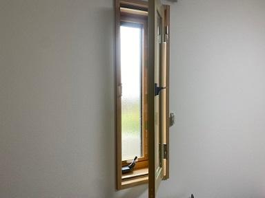 内窓プラストPDS型ヒノキ