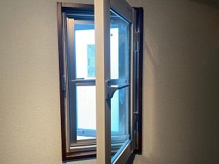 内窓プラスト+防音合わせガラス