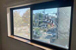 内窓プラスト施工前